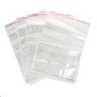 Пакет самозаклеивающийся с липкой лентой 23 х 33/4 см