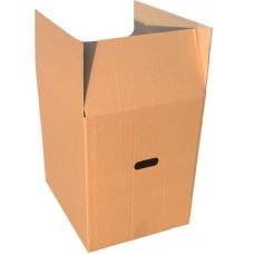 Картонная коробка 500x400x500 (объемная) с ручками Т-24