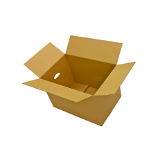 Коробка 500x300x300 с ручками (средняя) Т-24