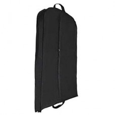 Чехол для одежды, объемный 120х60 (черный)