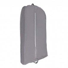 Чехол для одежды 120х60 объемный (серый)