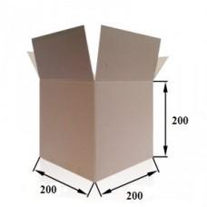 Коробка 200х200х200 , супер мини