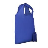 Складная сумка 37x25 синяя
