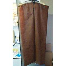 Чехол для одежды, 160х70 (коричневый)