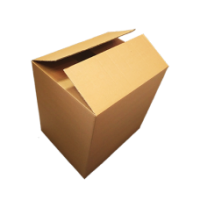 Картонная коробка 500x400x500 (объемная) Т-24