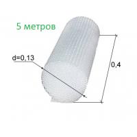 Воздушно-пузырчатая пленка (мини рулон) 5X0.4