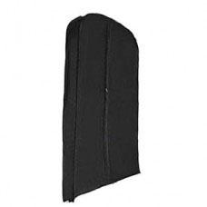 Чехол для одежды, 120х70 (черный)