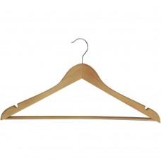 Вешалка деревянная для одежды