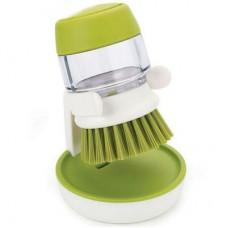 Щетка для мытья посуды Joseph Joseph с дозатором моющего средства