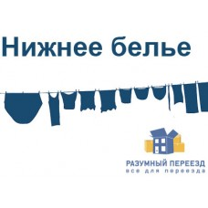 """Наклейка """" Нижнее белье"""" 4 шт"""