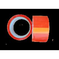 Клейкая лента(скотч) оранжевая