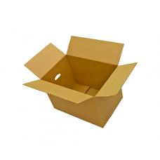 Картонная коробка 500x300x300 с ручками (средняя) Т-24