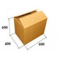 Картонная коробка 600x400x600 (объемная) Т-24