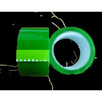 Клейкая лента(скотч) зеленая