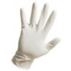 Перчатки латексные одноразовые 100 шт размер М