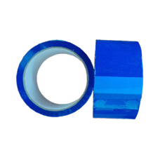 Клейкая лента(скотч) синяя
